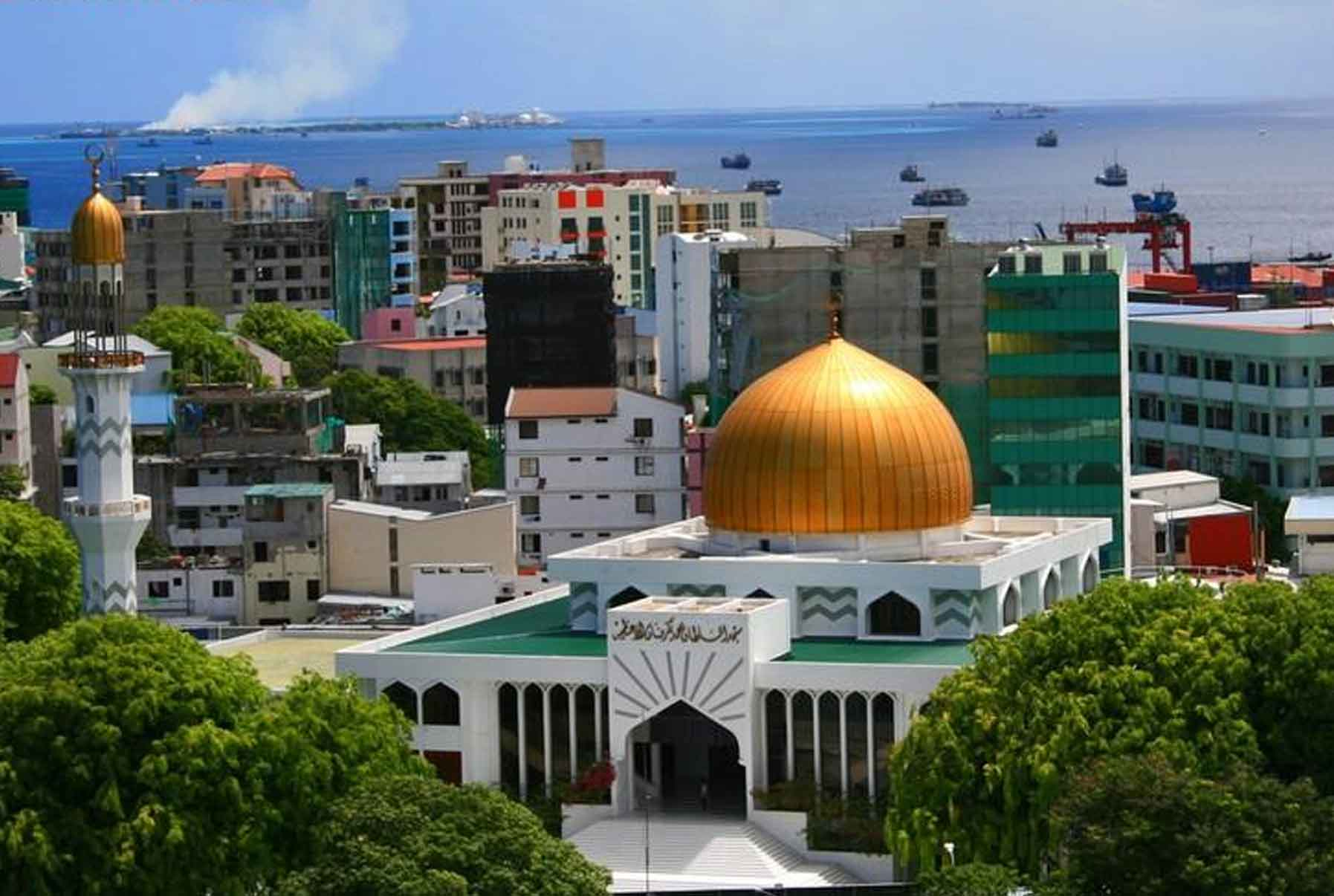 Maldives Male Friday Mosque