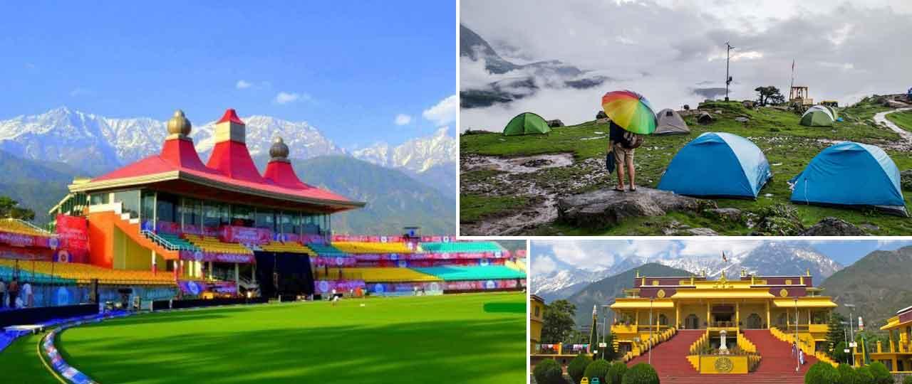 honeymoon packages in Himachal Pradesh - Dharamshala