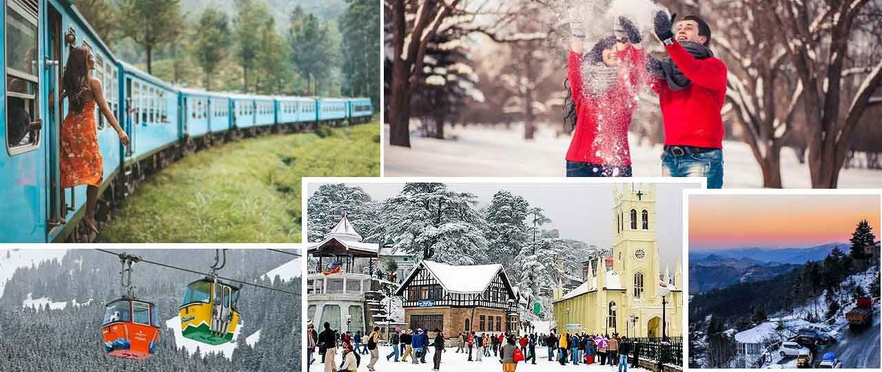 Shimla Honeymoon Package