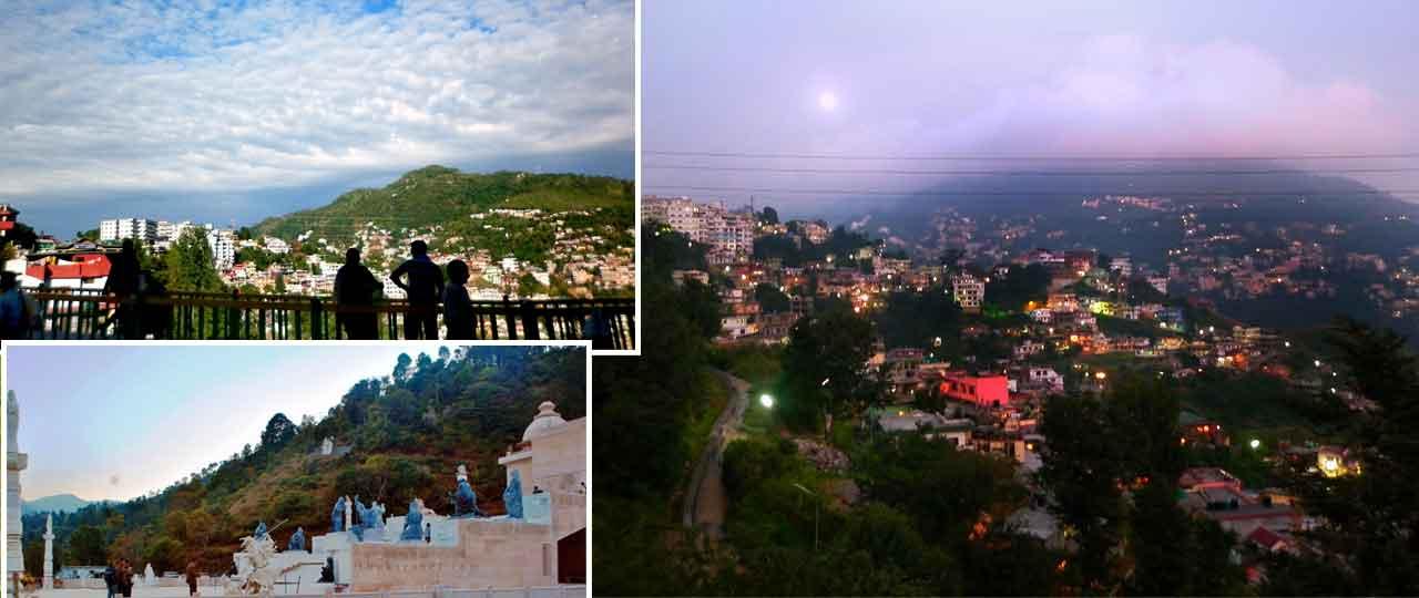 honeymoon packages in Himachal Pradesh - Solan