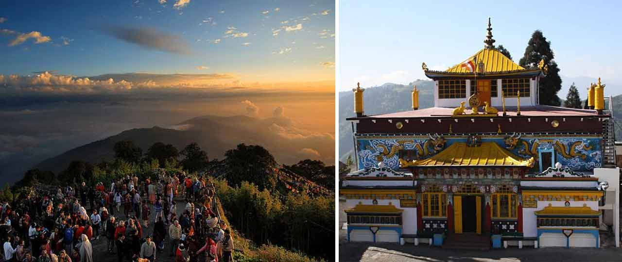 Tiger Hills and Ghoom Monastery