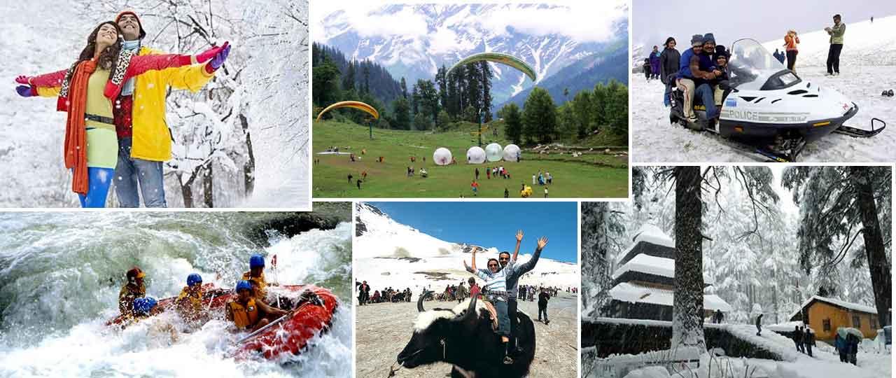 honeymoon packages in Himachal Pradesh