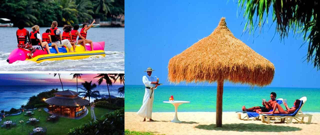 romantic getaways in Sri Lanka
