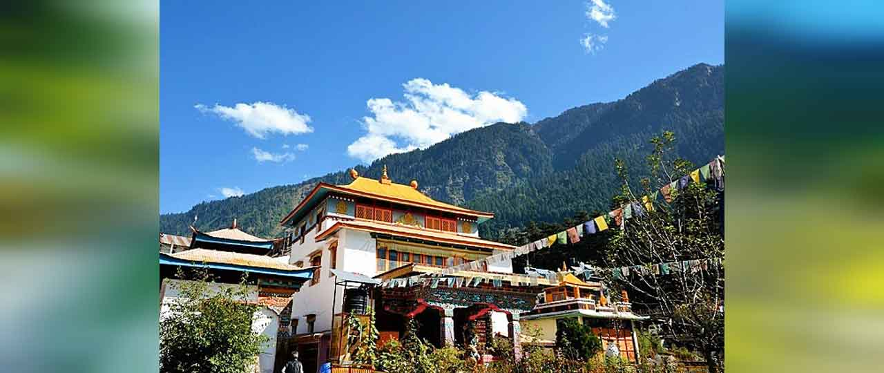 Best things to do in Manali - Manali Gompa
