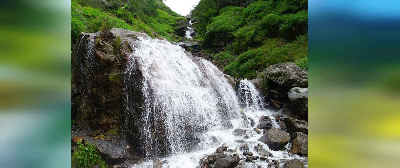 Best things to do in Manali - Rahala Waterfall