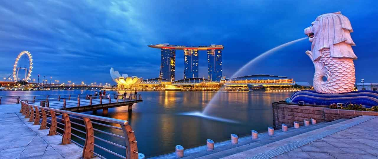 Singapore Travel Packages for Couples