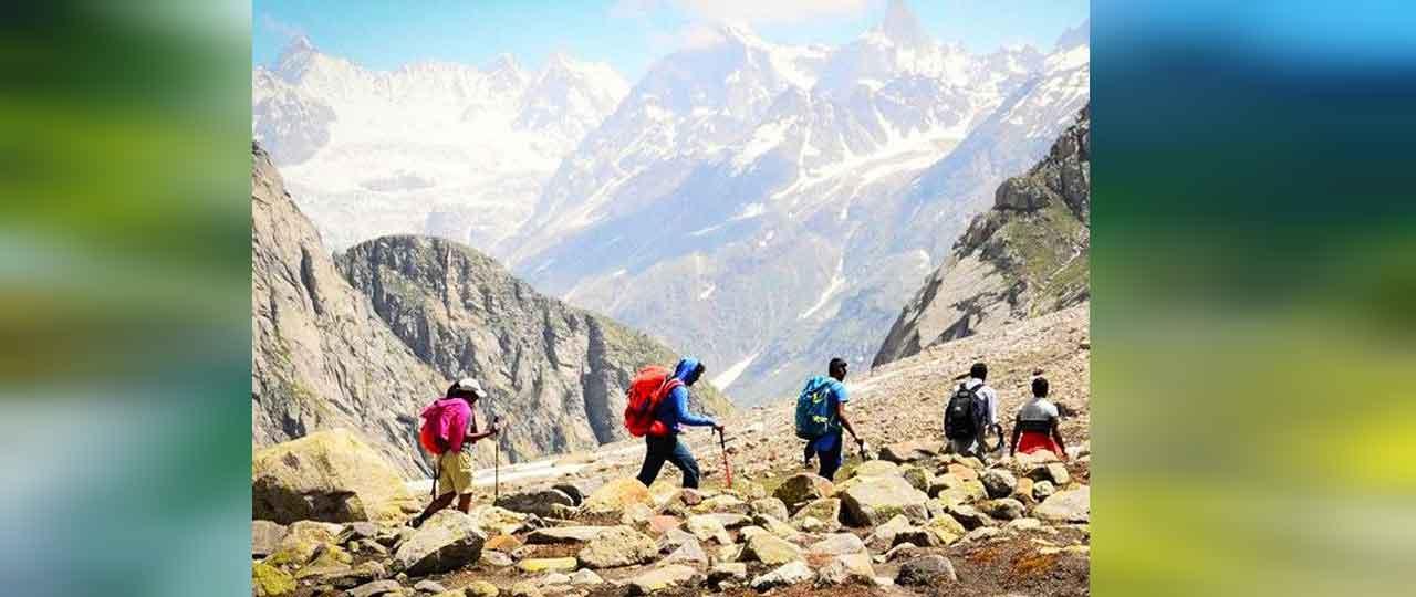 Best things to do in Manali - Trekking