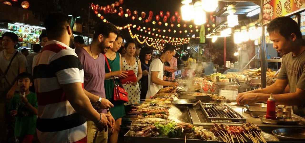 food at jalan alor - Things to Do in Malaysia