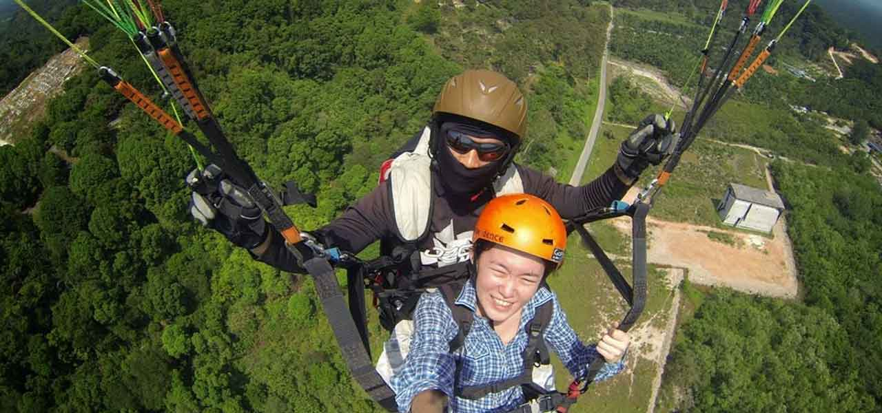 paragliding malaysia - Things to Do in Malaysia