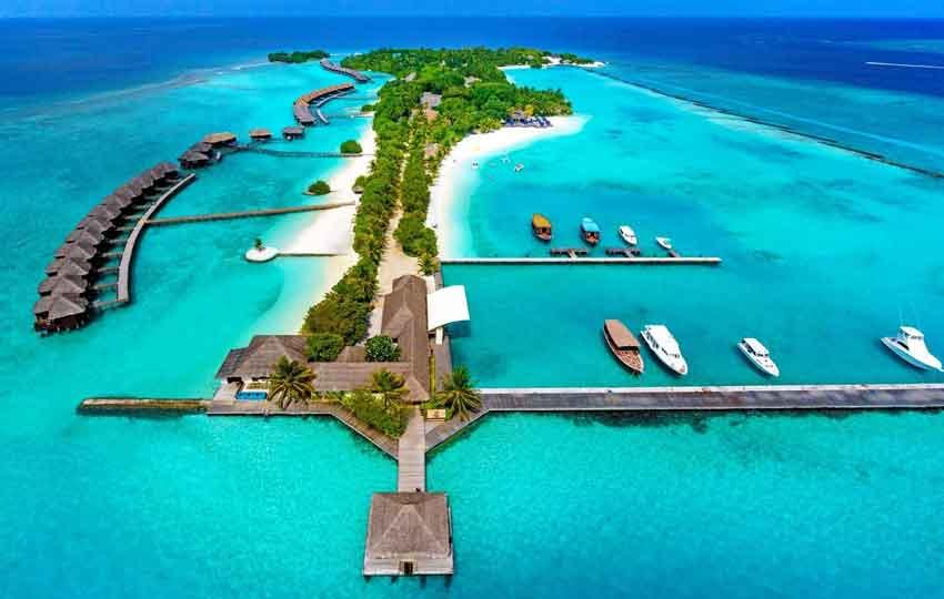 Explore the islands maldive