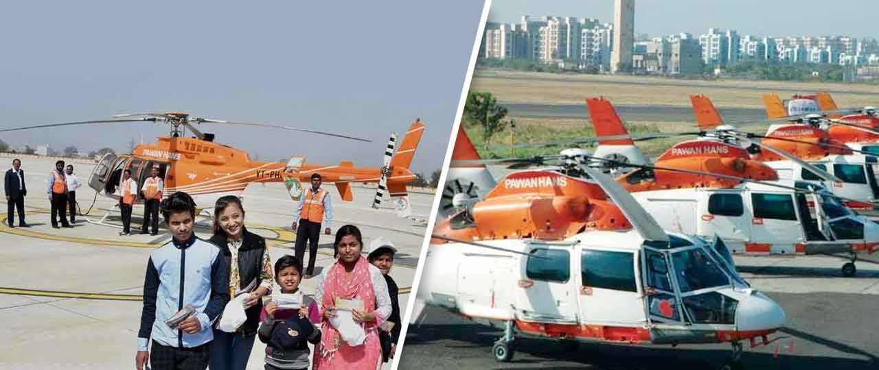 heli taxi service Shimla to Chandigarh