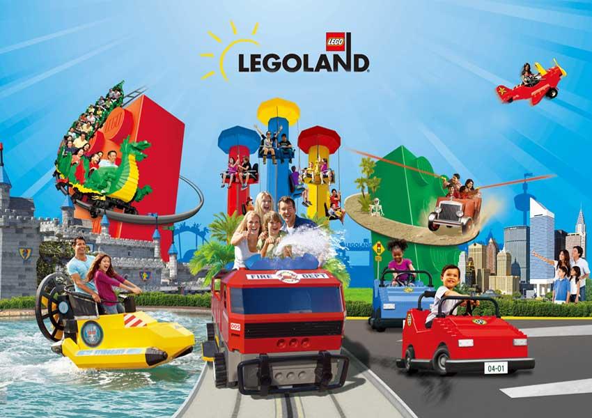 Lego land Dubai