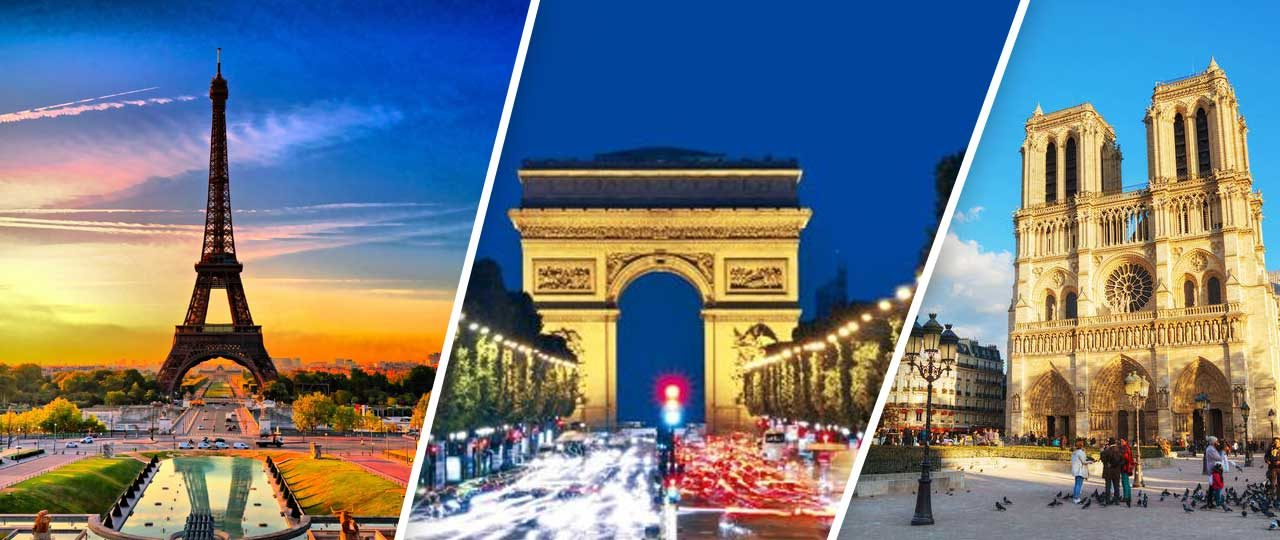Romantic Places in Paris for Couples