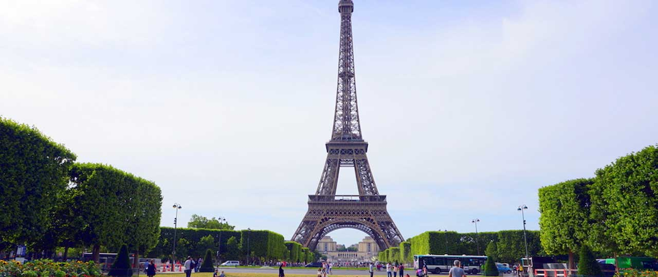 Romantic places in paris for couples paris honeymoon for Places to stay in paris near eiffel tower