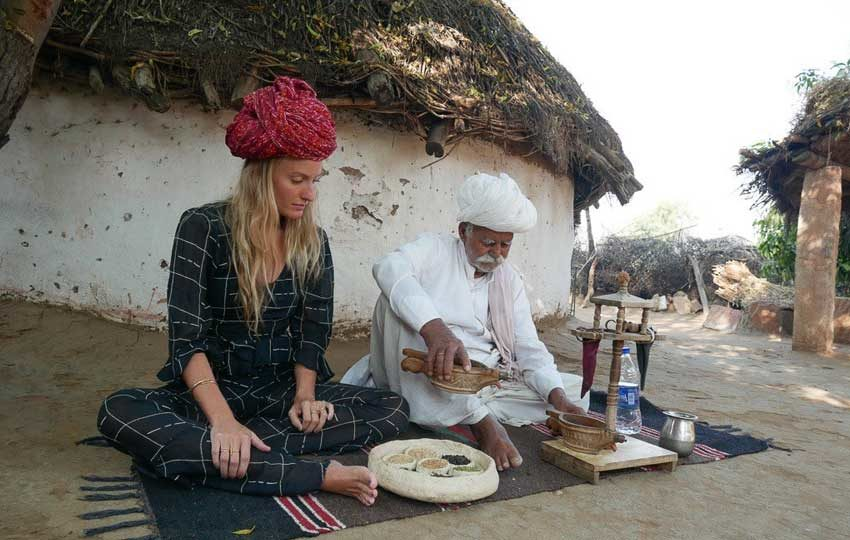 Bishnoi villages