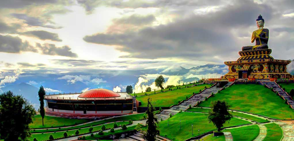 Buddha Park of Ravangla Pictures