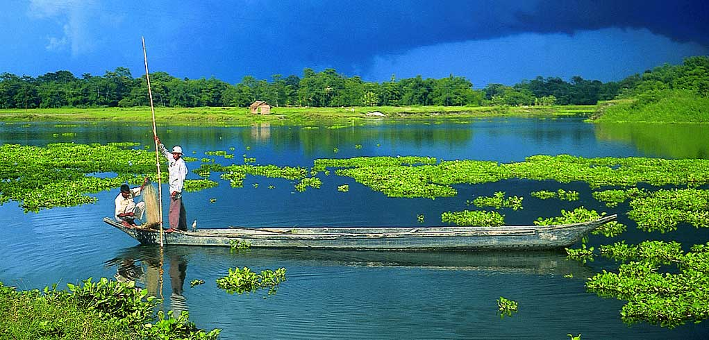 Majuli Islands