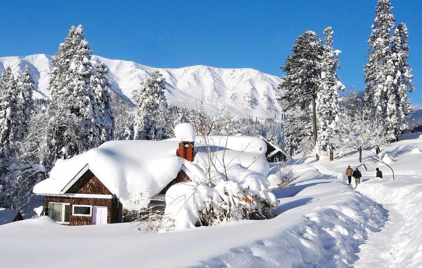 gulmarg - honeymoon in Kashmir