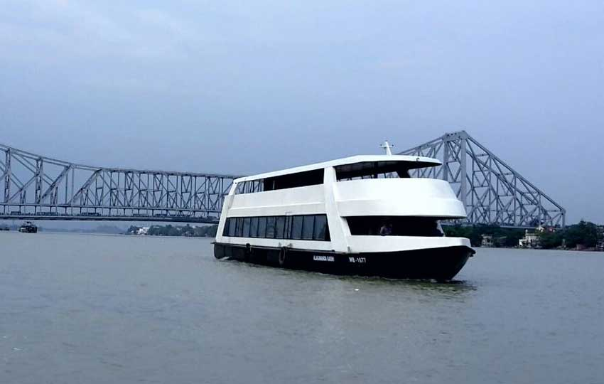 Varanasi Luxury Cruise Launched By Cm Of Up With Inr 750 Per Ride