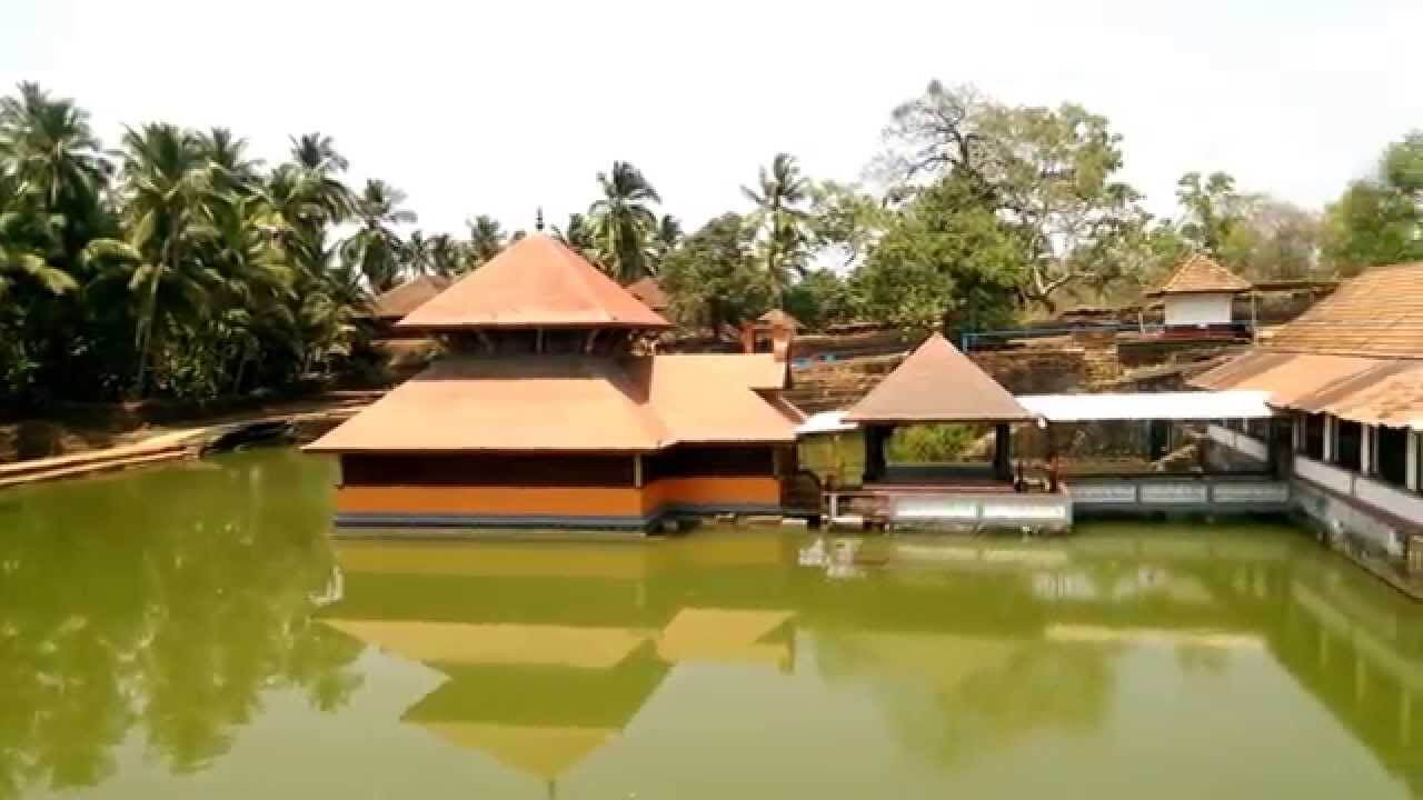 Ananthapura Lake Temple, Ananthapura
