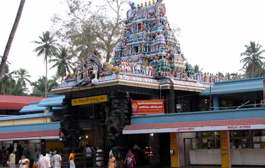Attukal Bhagavathy Temple, Thiruvananthapuram