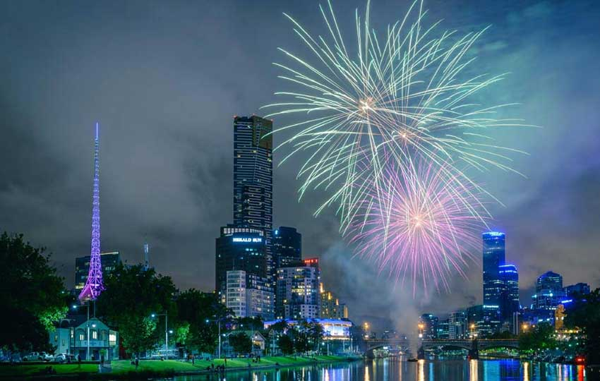 Diwali celebrations in the world