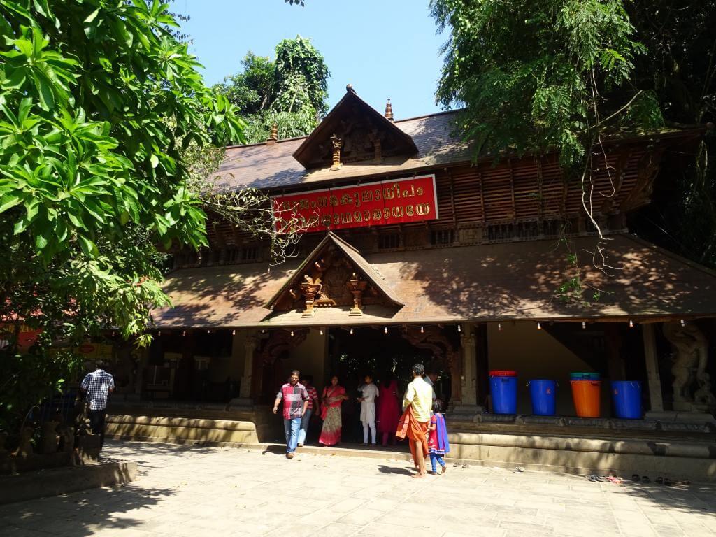 Mannarasala Nagaraja Temple, Mannarasala