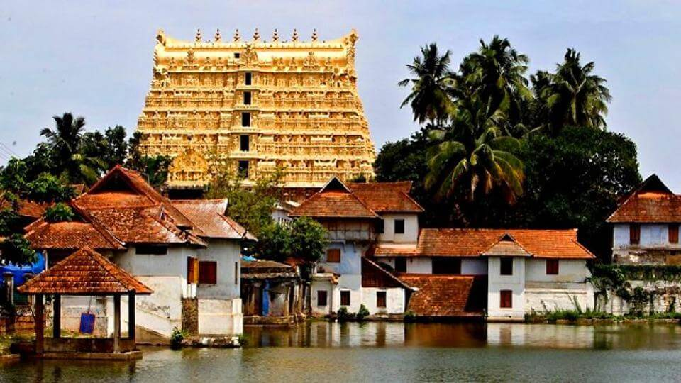 Sree Padmanabhaswamy Temple, Thiruvananthapuram