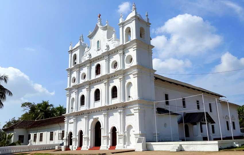 St. Diogo's Church goa