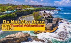 Top Tourist Attractions in Bali