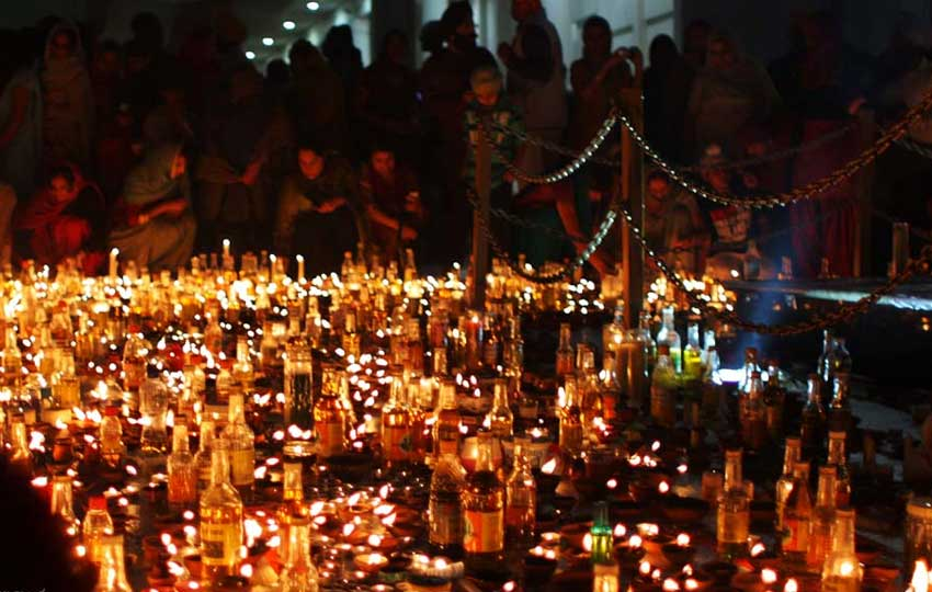 Diwali around the world
