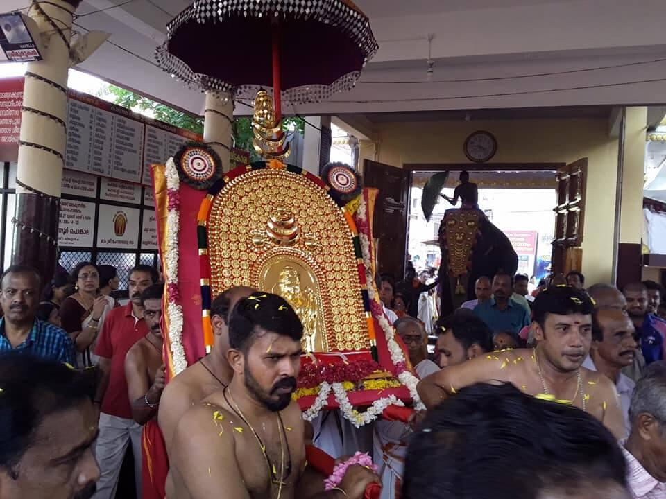 Udiyanoor Devi Temple, Thiruvananthapuram