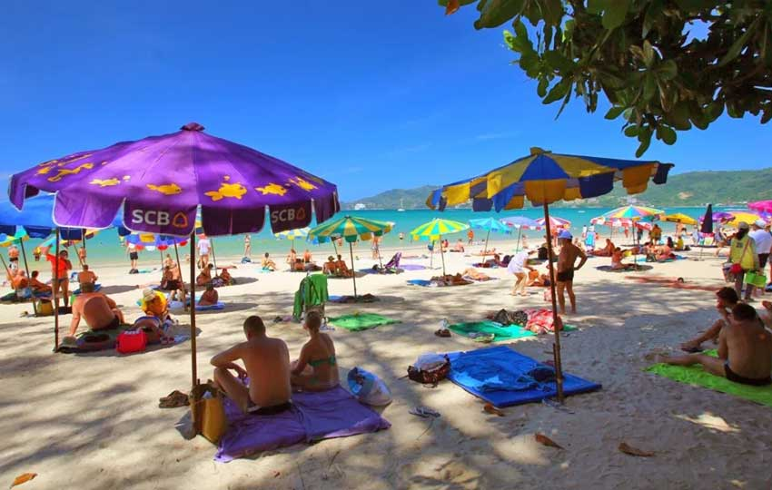 Top 10 Tourist Places in Thailand