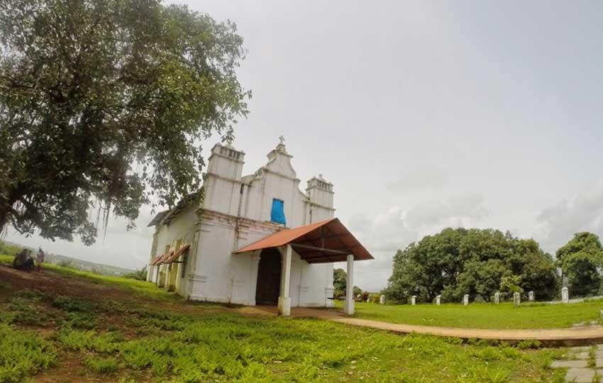 three kings chapel goa