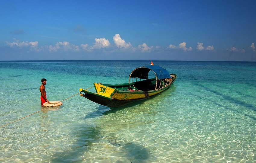 Andaman tour packages - Amkunj-Beach