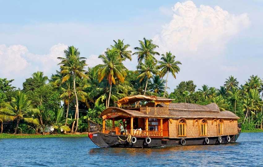 Kerala- LTC Tour Packages