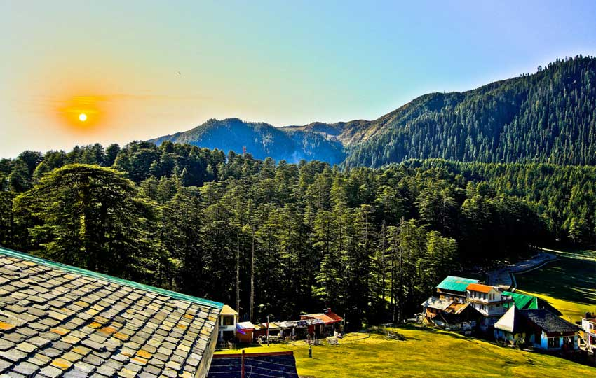 Best Places to Visit in Dalhousie Khajjiar