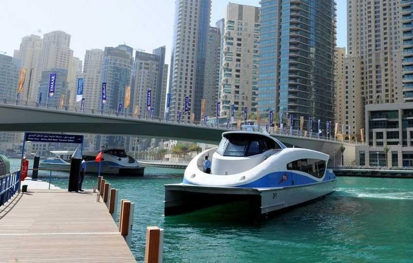 Celebrate New Year in Dubai