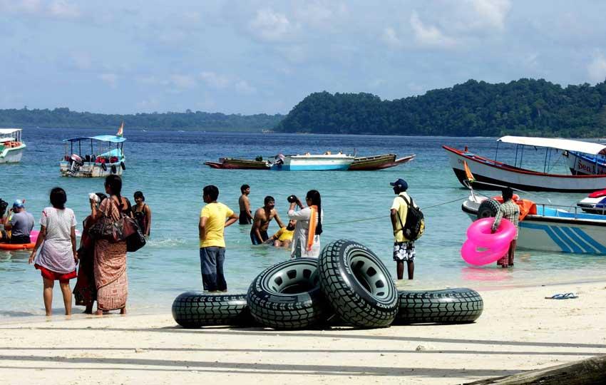 LTC Tour Packages - Port Blair, Andaman