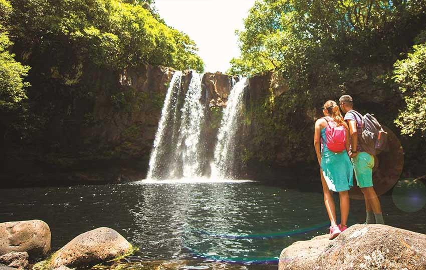 Exil Waterfalls