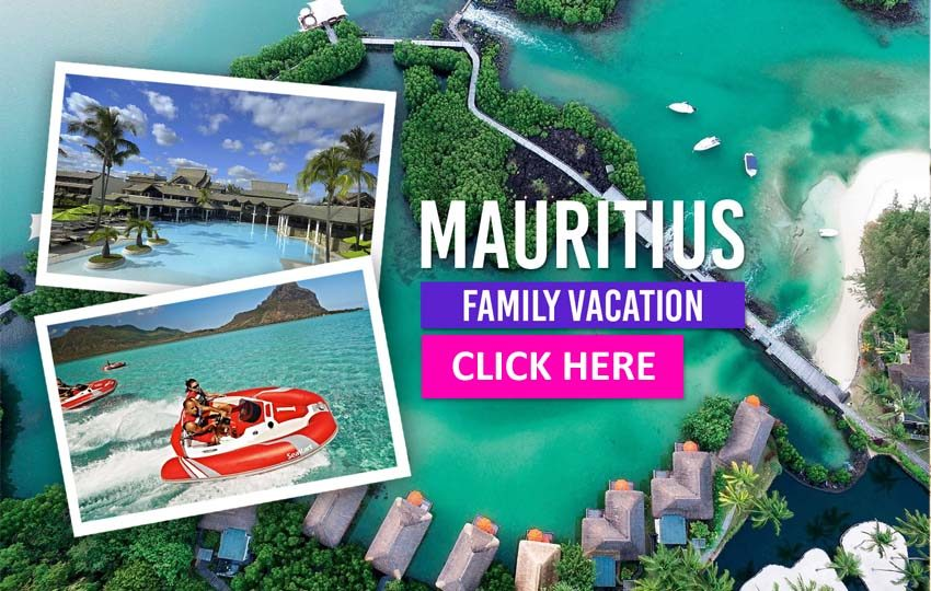 Mauritius tour packages