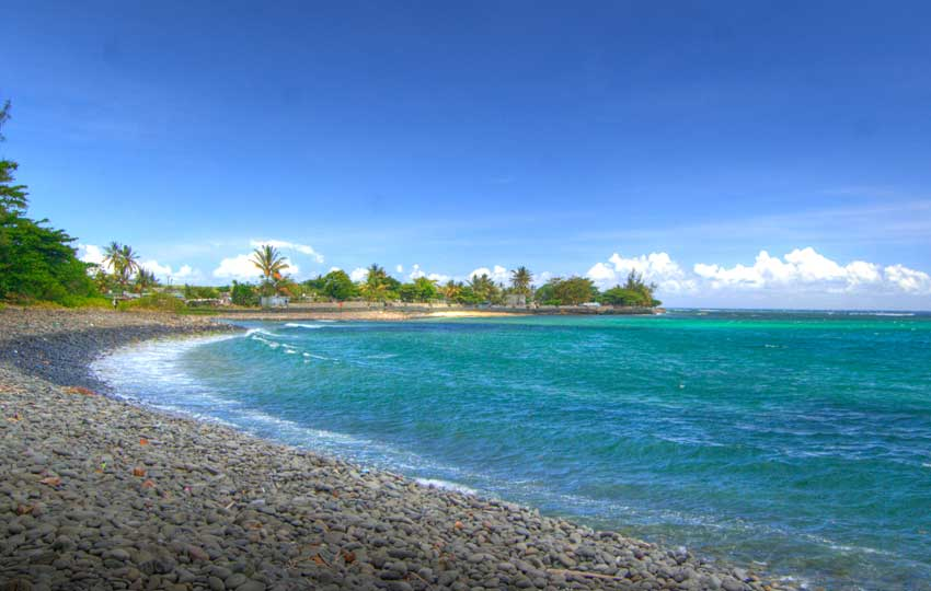 Riviere des Galets Beach - Mauritius tour packages