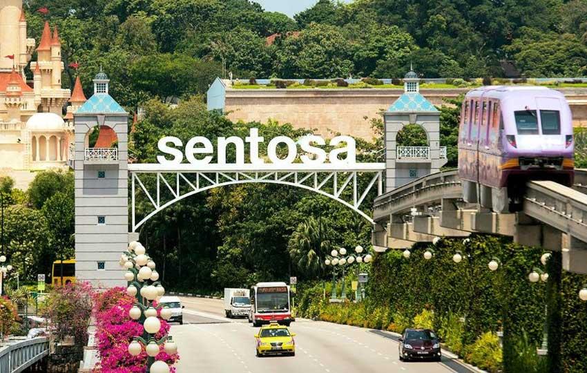 Sentosa Island Complex
