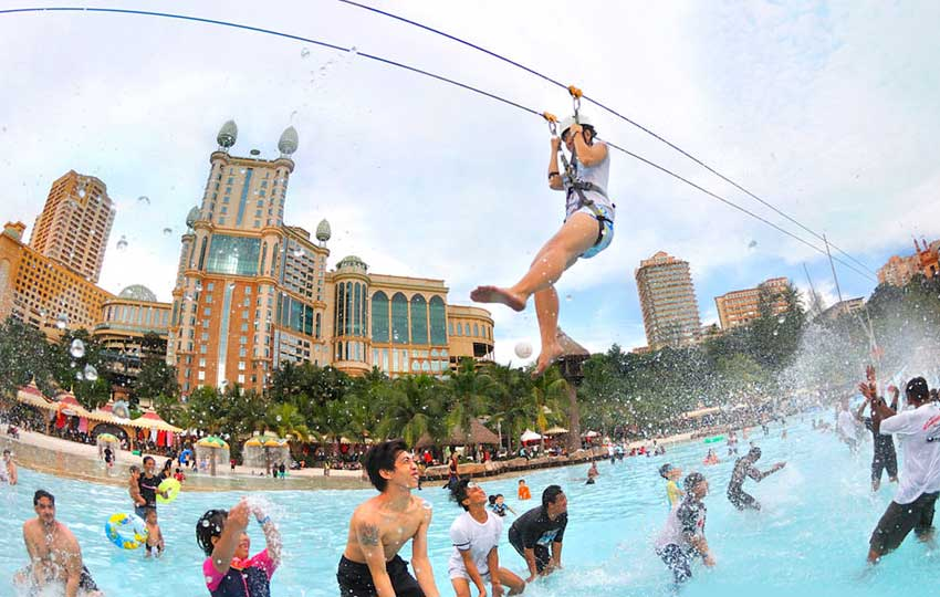 Sunway Lagoon Theme Park, Petaling Jaya