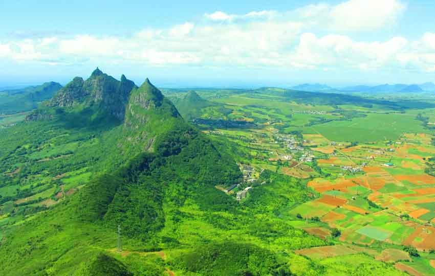 le pouce mountain mauritius