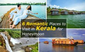6 Romantic Places to Visit in Kerala for Honeymoon