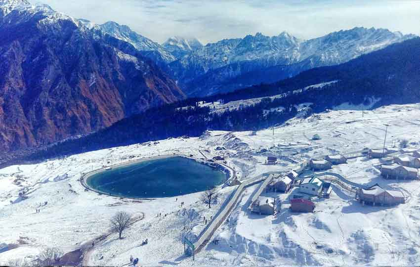 Auli Ski Resort