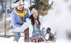 honeymoon places in India in November and December