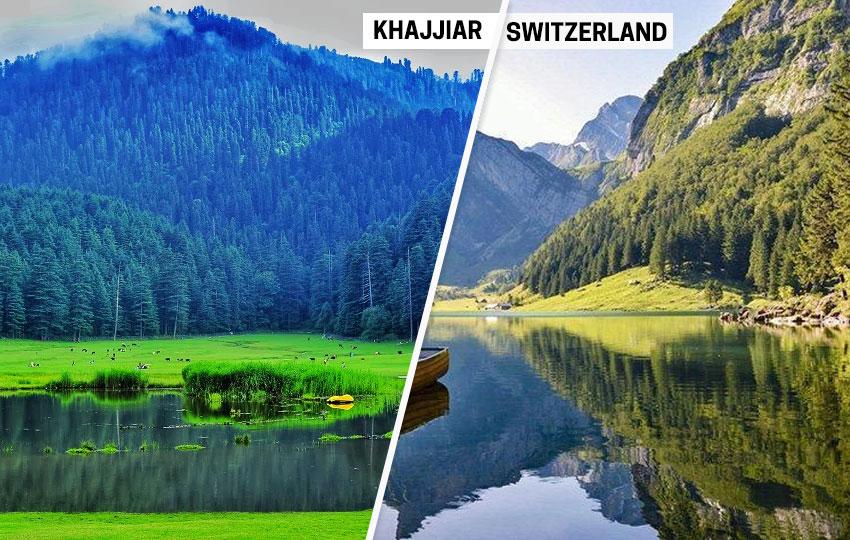 Khajjiar (Mini Switzerland)