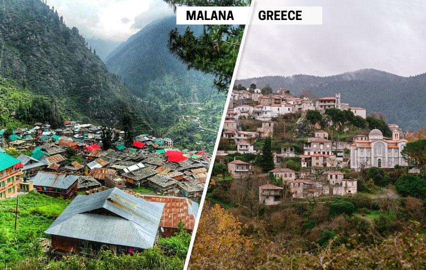 Malana Little Greece